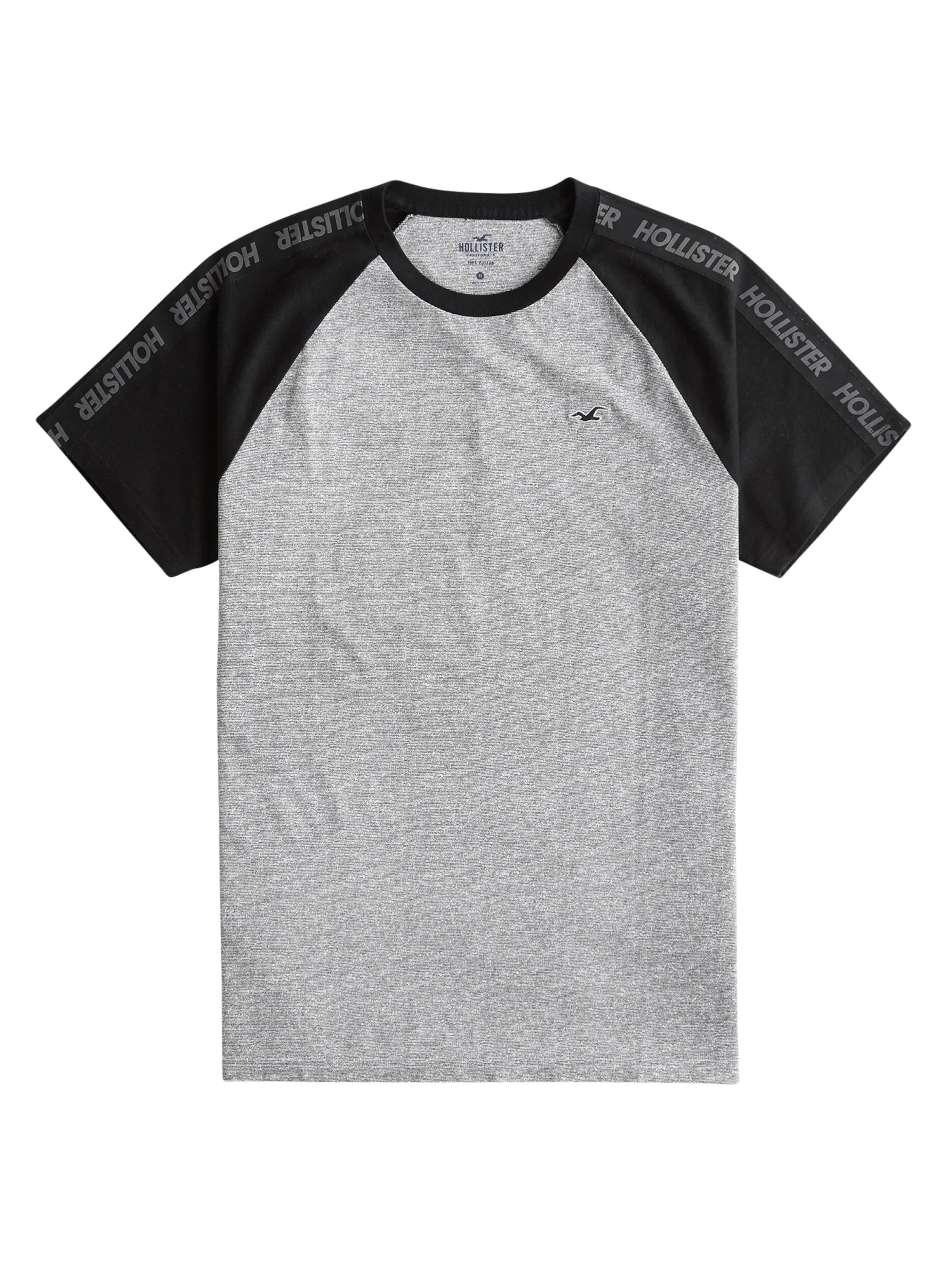 shirt shirt In T Hollister Hollister In HellgrauSchwarz T HellgrauSchwarz T Hollister reCxWBod