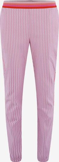 THOMAS RATH Broek ' Charles ' in de kleur Sinaasappel / Pink / Rood, Productweergave