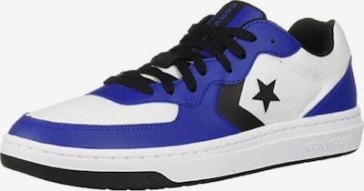 CONVERSE Sneaker in royalblau / schwarz / weiß, Produktansicht