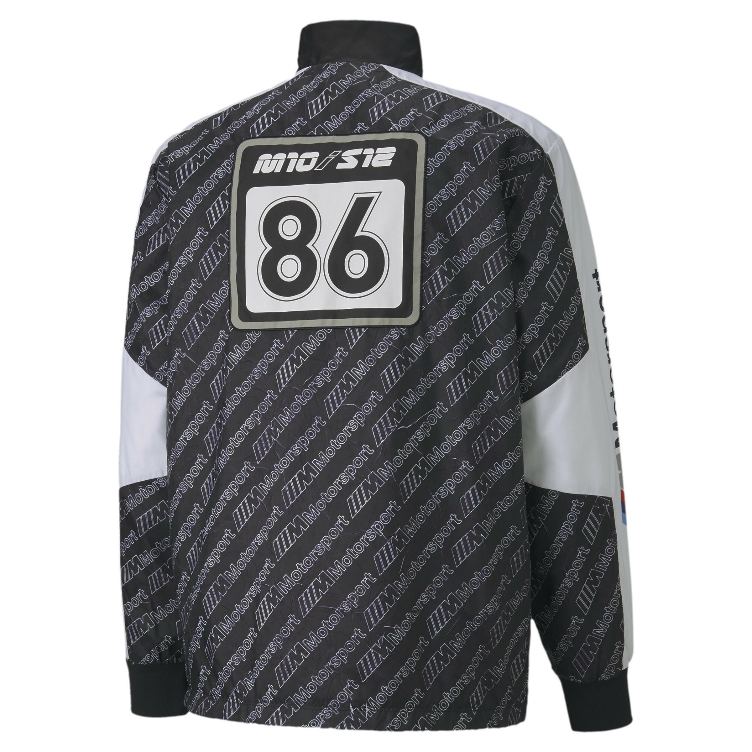 PUMA Jacke in schwarz / weiß Blouson 4062449977349