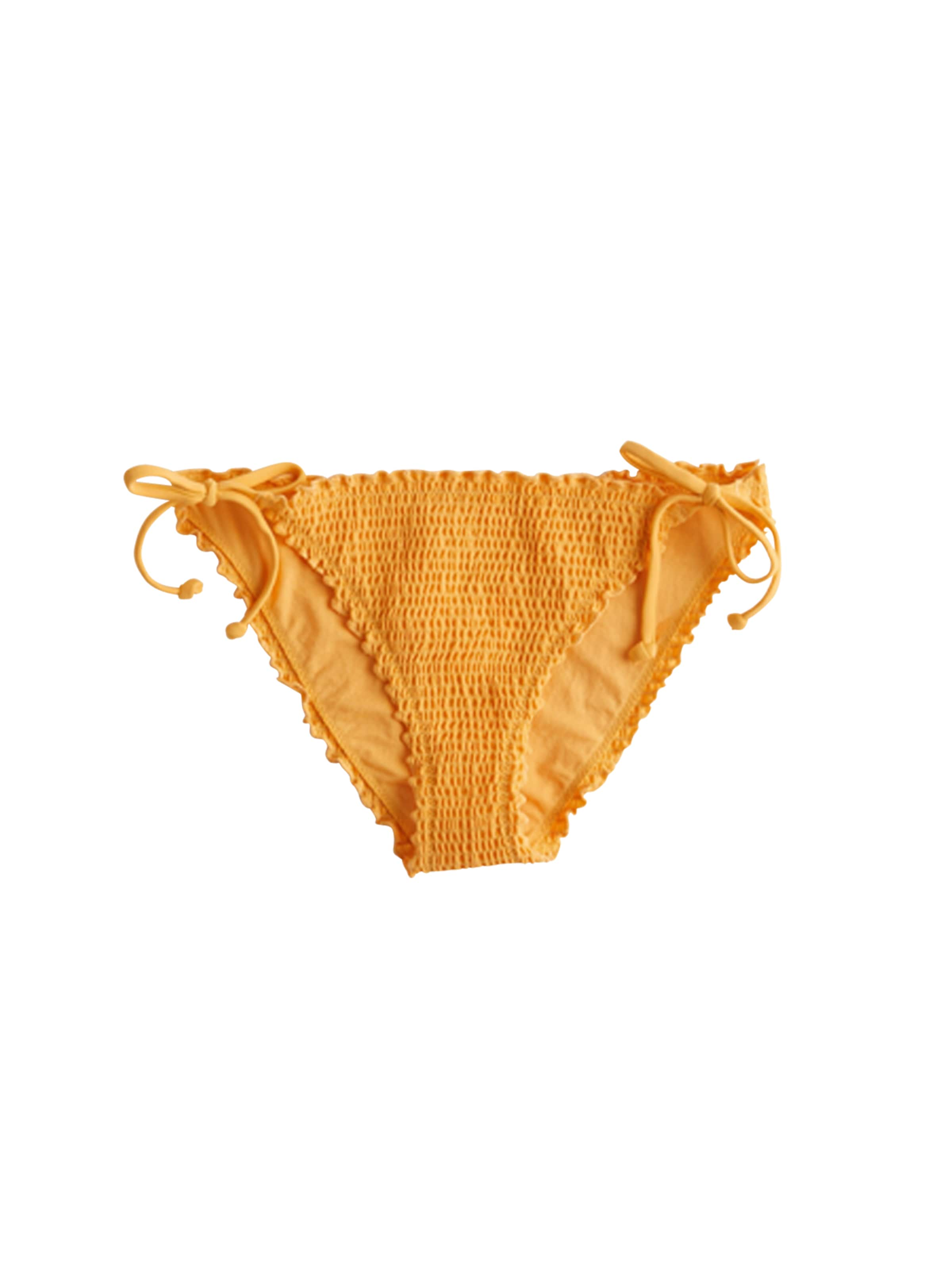 Cheeky Hollister Tie Bikinihose Orange In Side 5cc' 'smock Ruffle QxBthrdsC