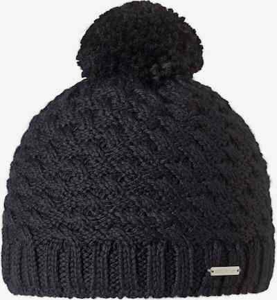 STÖHR Mütze 'GWEN' in schwarz, Produktansicht