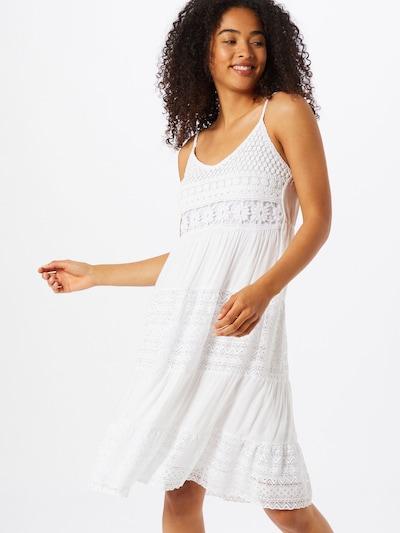 Hailys Kleid 'Lona' in weiß, Modelansicht