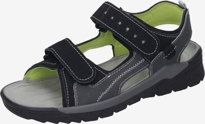 RICOSTA Sandalen in grün, Produktansicht