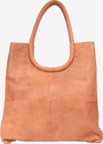 LEGEND Handbag 'Ferrara' in Orange