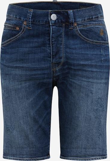 Herrlicher Shorts 'Tyler Tap' in blue denim, Produktansicht