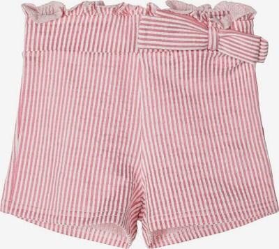 NAME IT Gestreifte Shorts in rosa, Produktansicht