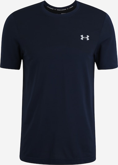 UNDER ARMOUR T-Shirt in dunkelblau / grau, Produktansicht