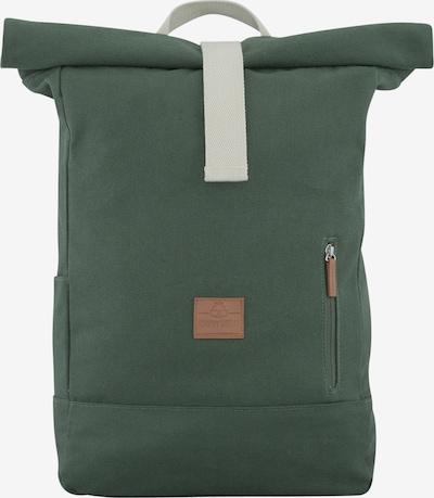 Johnny Urban Rygsæk 'Rolltop Rucksack Adam' i grasgrøn, Produktvisning