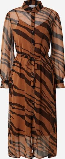 ICHI Shirt dress in brown / dark brown, Item view