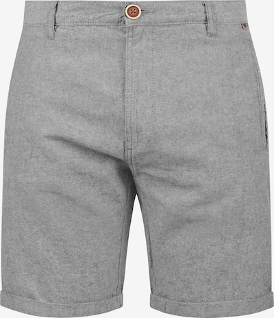 INDICODE JEANS Shorts 'Ledion' in grau / hellgrau / graumeliert, Produktansicht