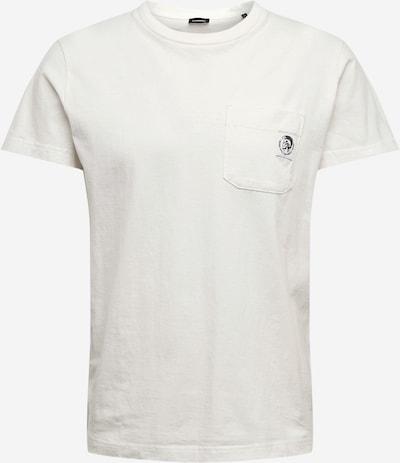 DIESEL T-Shirt in weiß, Produktansicht