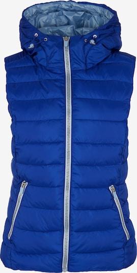 s.Oliver Steppweste in blau / hellblau, Produktansicht