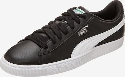 PUMA Baskets basses 'Basket Classic LFS' en noir / blanc, Vue avec produit