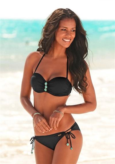 LASCANA Bikini i sort, Modelvisning