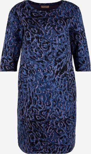 TRIANGLE Kleid in blau / dunkelblau, Produktansicht