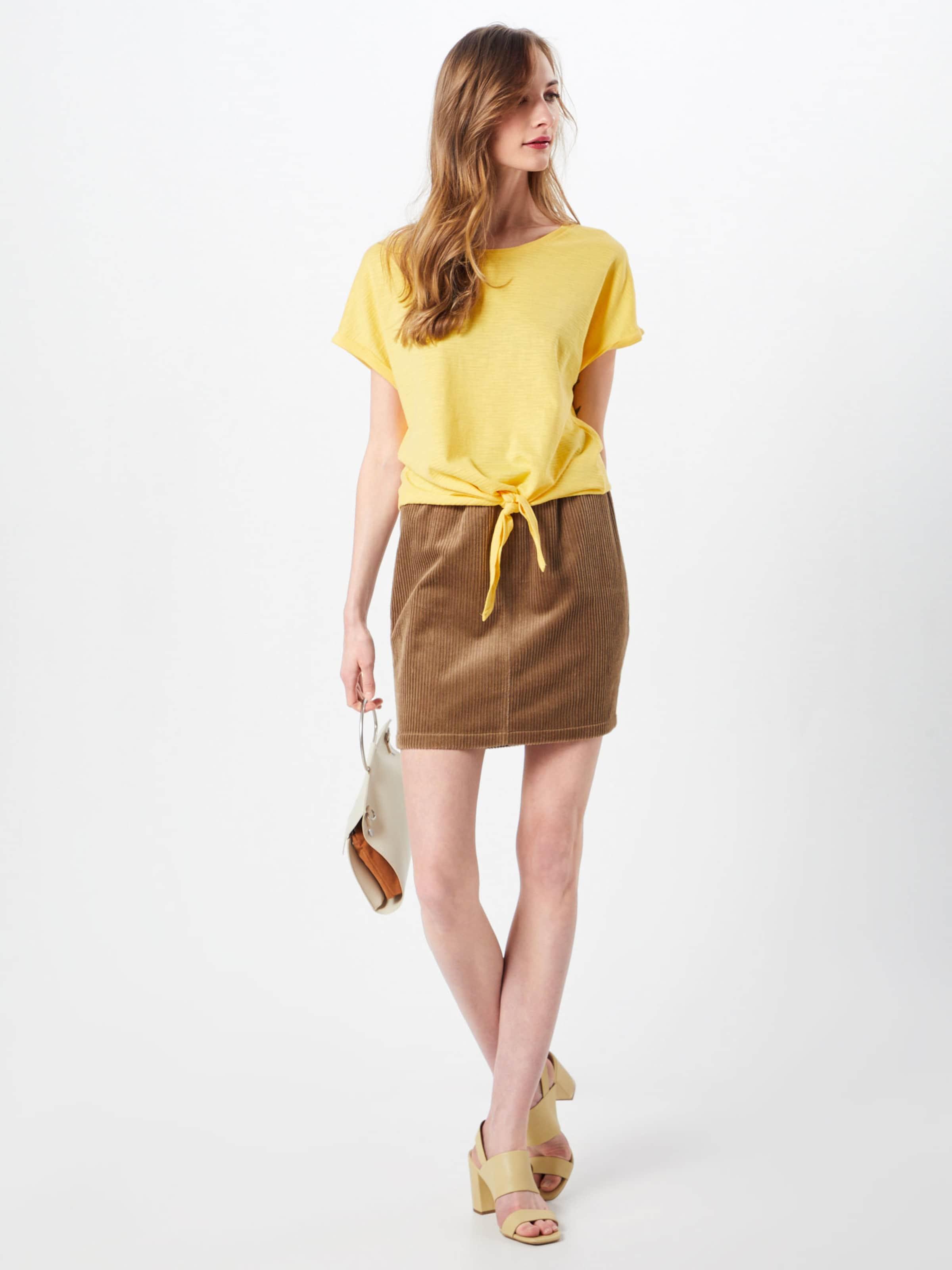 Jaune T En Tom Tailor shirt 35AjL4R