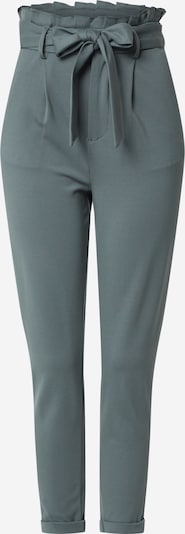 ONLY Kalhoty 'POPTRASH' - šedobéžová: Pohled zepředu