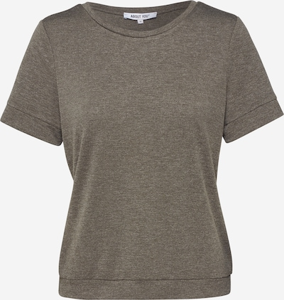 ABOUT YOU Shirt 'Liz' in khaki: Frontalansicht