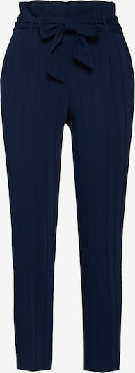 Klostuotos kelnės iš TOM TAILOR , spalva - mėlyna: Vaizdas iš priekio