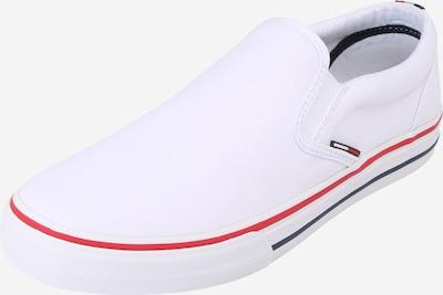 Tommy Jeans Slip-On i röd / vit, Produktvy