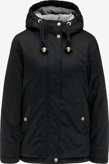 DREIMASTER Winterjacke in schwarz, Produktansicht