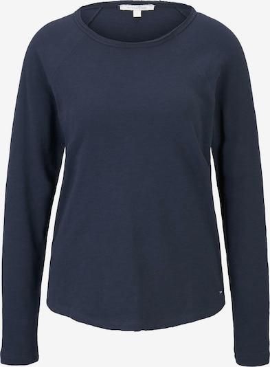 TOM TAILOR DENIM Shirt in nachtblau, Produktansicht