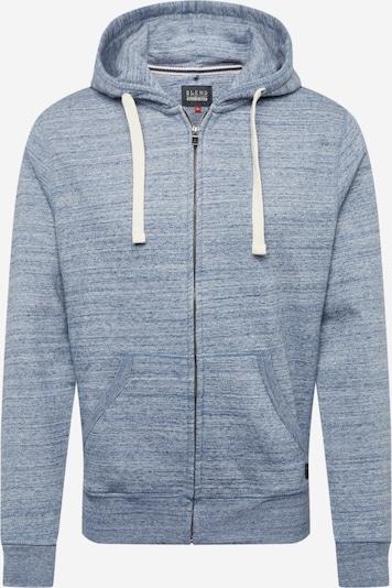 BLEND Sweatjacke 'North' in dunkelblau, Produktansicht