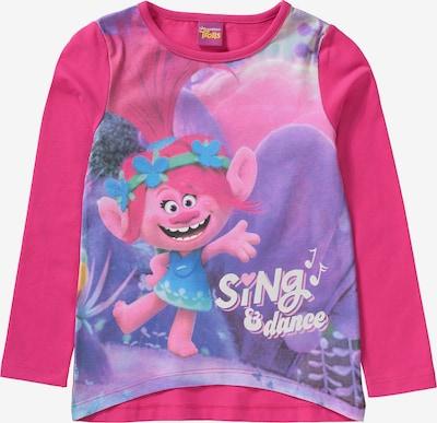 Trolls Trolls Langarmshirt für Mädchen in pink, Produktansicht