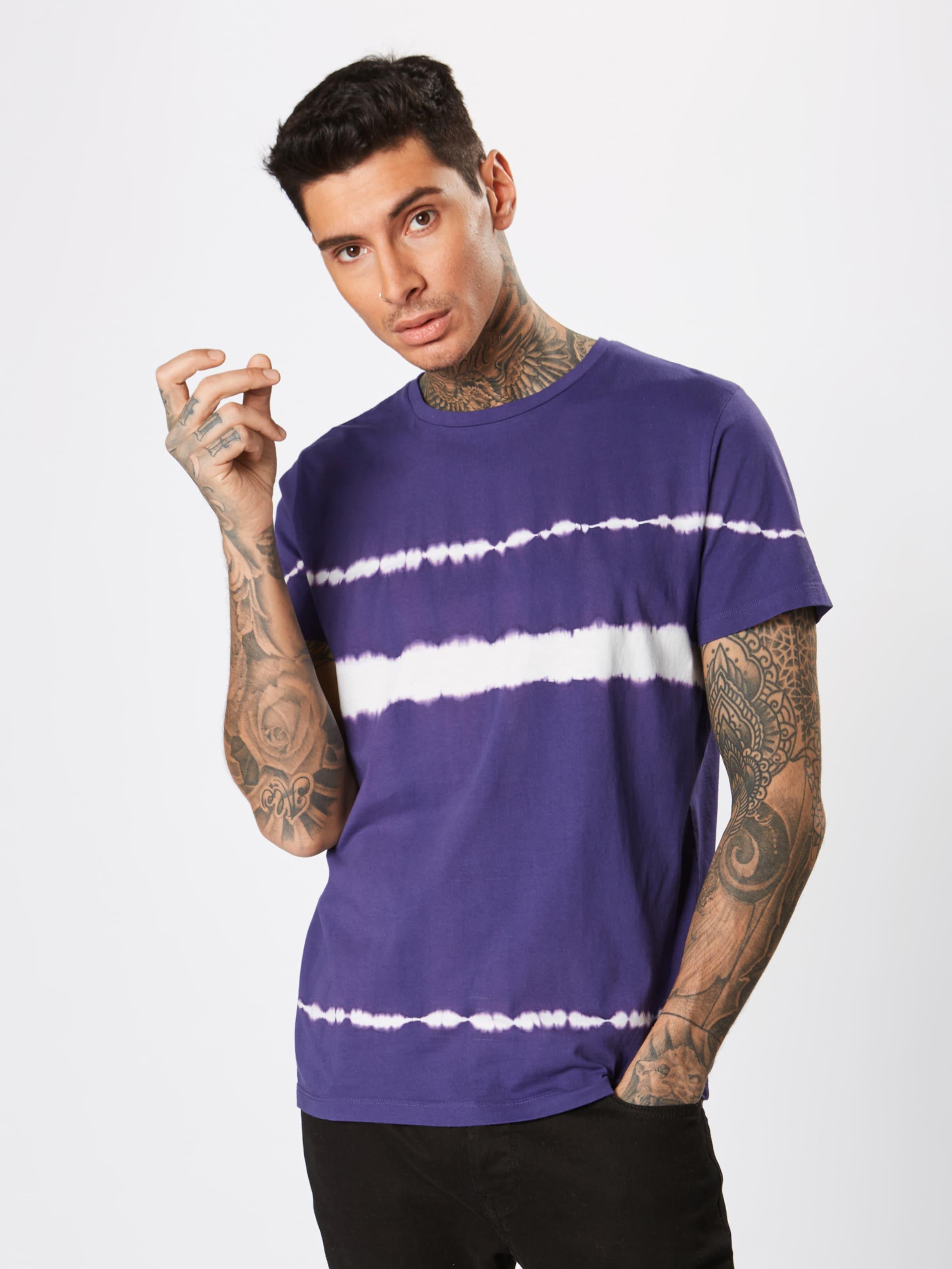 'joralbert' Jones VioletBlanc shirt En Jackamp; T mOy0vNw8n