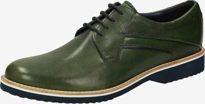 SIOUX Schnürschuh 'Encanio' in grasgrün, Produktansicht
