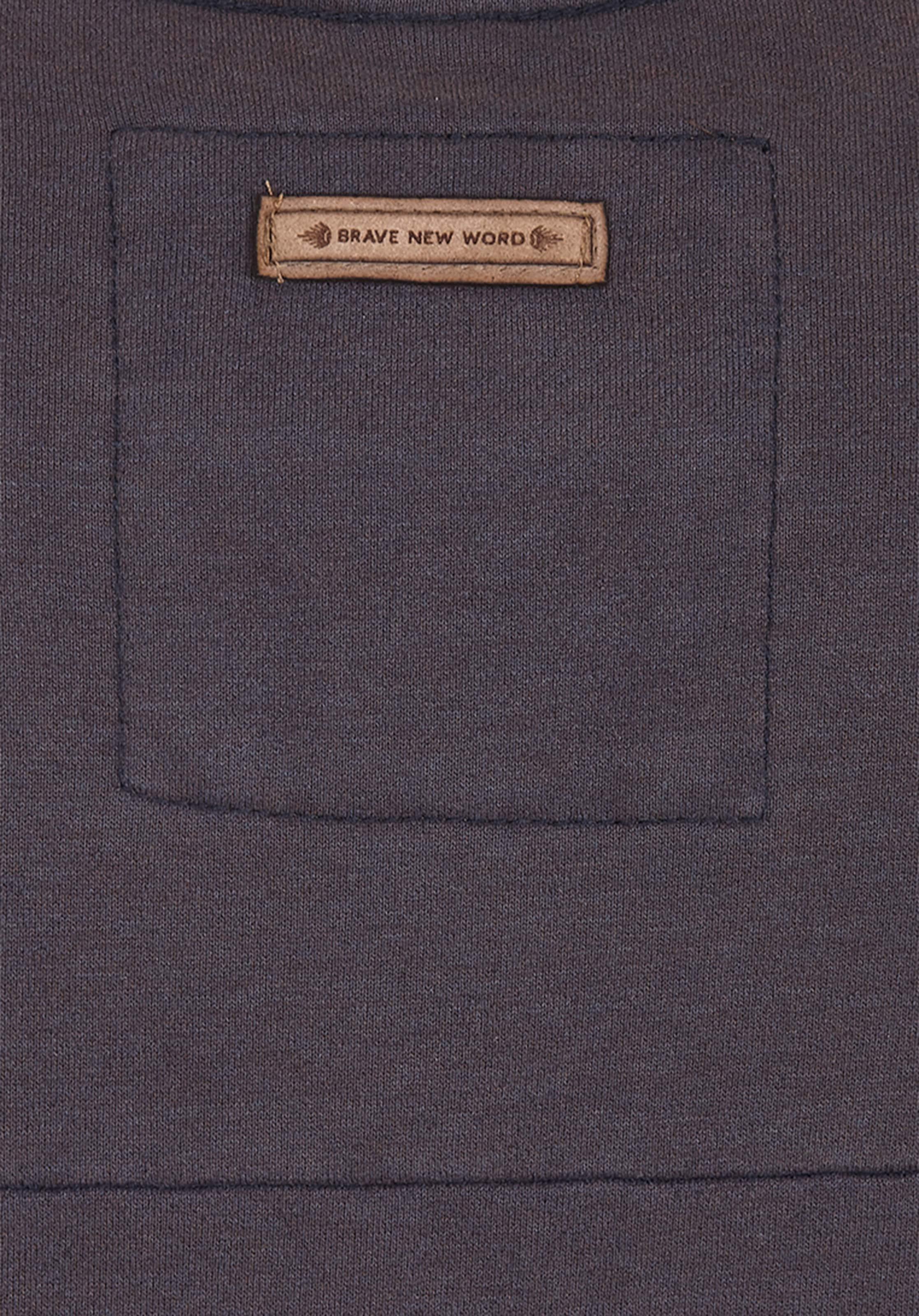 Sweatshirt Naketano Sweatshirt In Brombeer In Naketano mN8w0vnOy