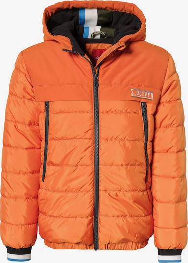 s.Oliver Jacke in orange, Produktansicht