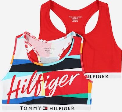 Sutien Tommy Hilfiger Underwear pe albastru închis / roșu, Vizualizare produs