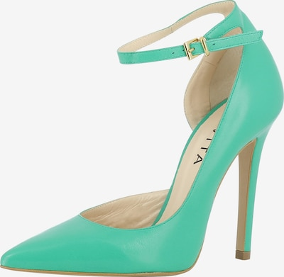 EVITA Pumps 'LISA' in mint, Produktansicht