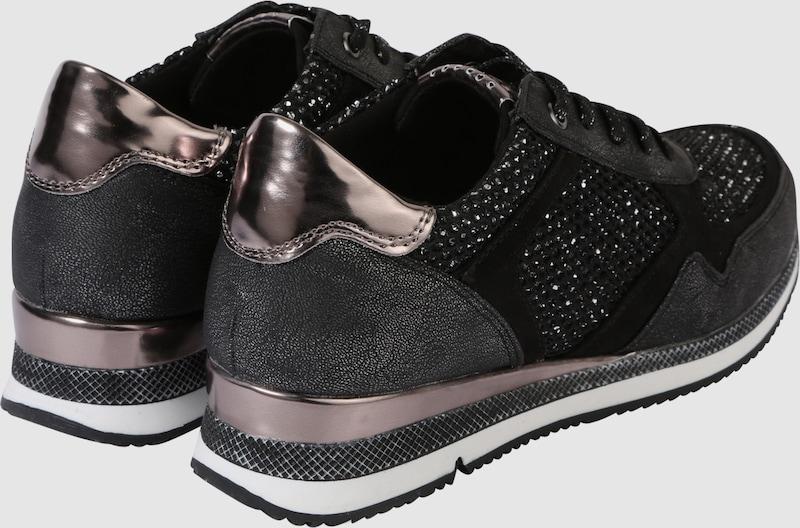 MARCO TOZZI Sneaker mit viel Glitzer