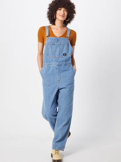 Džinsinis kombinezonas 'Iowa Dungarees' iš Dr. Denim , spalva - mėlyna, Modelio vaizdas