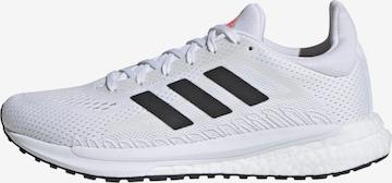 ADIDAS PERFORMANCE Παπούτσι για τρέξιμο ' SolarGlide 3' σε λευκό