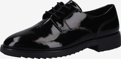 CLARKS Chaussure à lacets en noir, Vue avec produit
