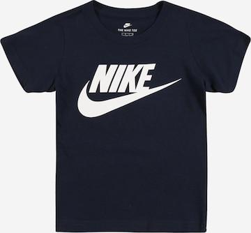 Nike Sportswear Shirt 'Futura' in Blau