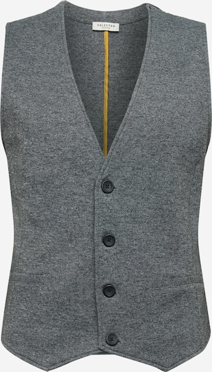 Kostiuminė liemenė iš SELECTED HOMME , spalva - margai pilka, Prekių apžvalga