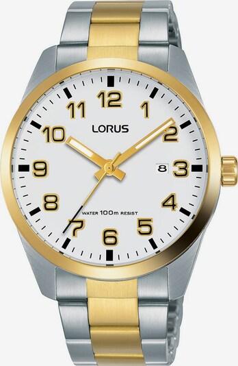 LORUS Uhr 'RH972JX9' in gold / silber, Produktansicht