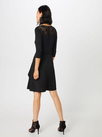 ABOUT YOU Kleid 'Patricia' in schwarz: Rückansicht
