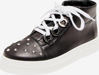 faina Sneaker in schwarz / weiß, Produktansicht