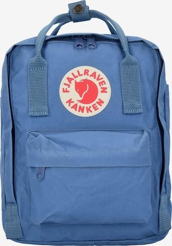 Fjällräven 'Kånken Mini' Rucksack 29 cm in Blau
