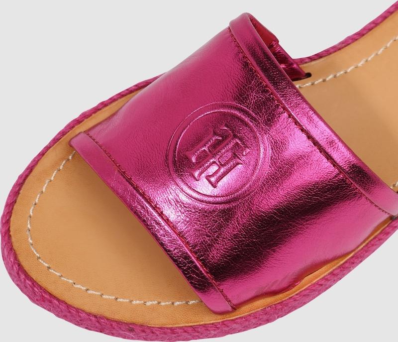 TOMMY HILFIGER Pantolette Verschleißfeste Joyce Verschleißfeste Pantolette billige Schuhe e26c4e