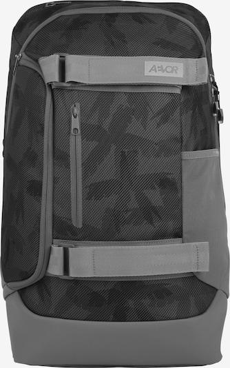 AEVOR Rucksack in grau / basaltgrau, Produktansicht