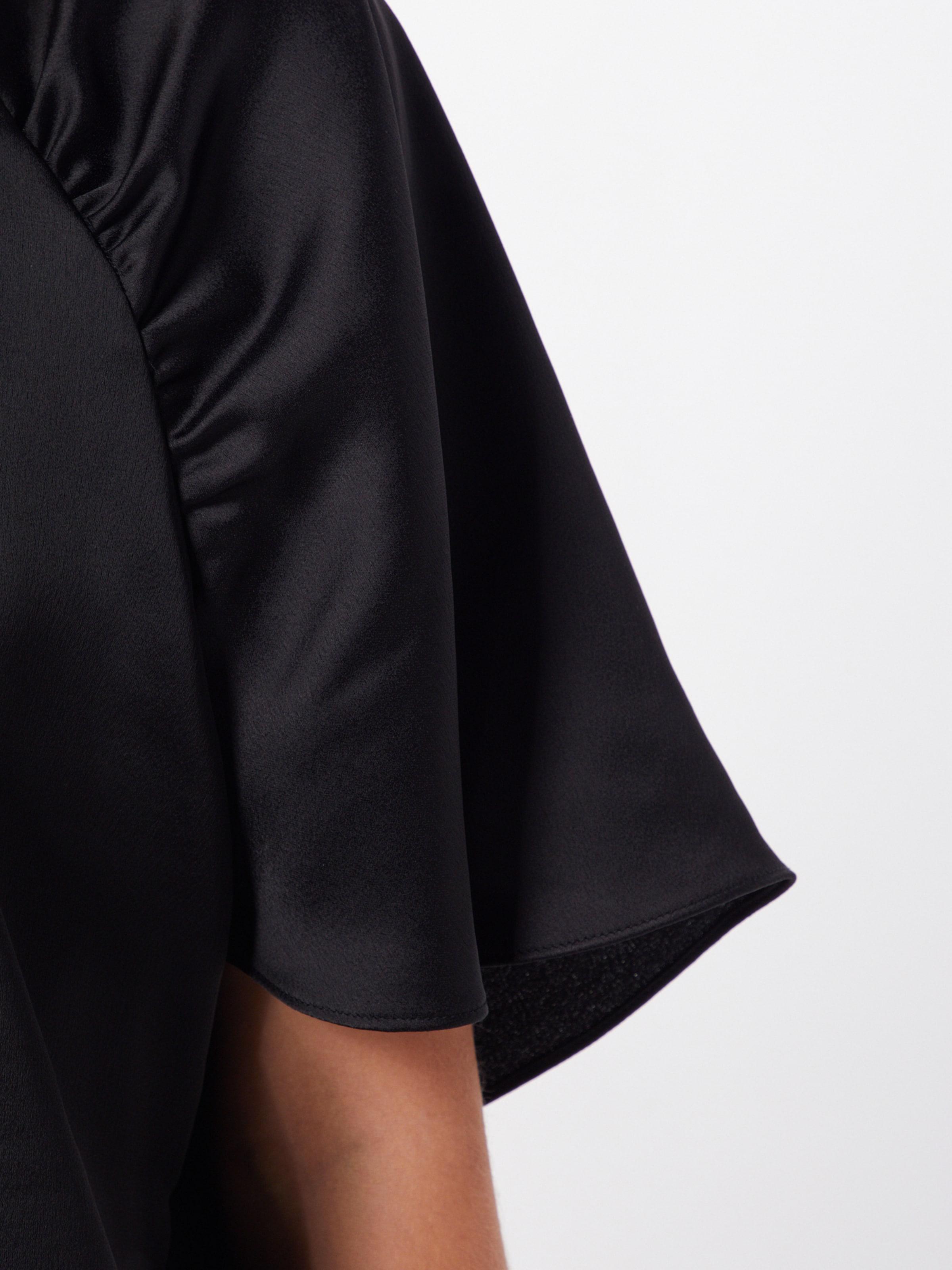 VILA Blus 'VIALICE' i svart