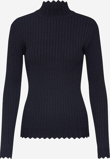 Tricou 'VIOLIVI' VILA pe negru, Vizualizare produs