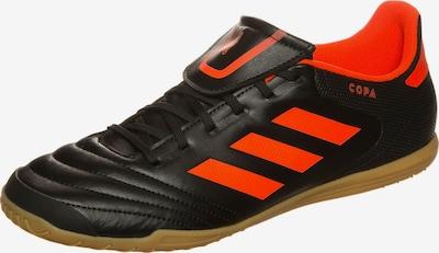ADIDAS PERFORMANCE Voetbalschoen 'Copa 17.4 Indoor' in de kleur Donkeroranje / Zwart, Productweergave